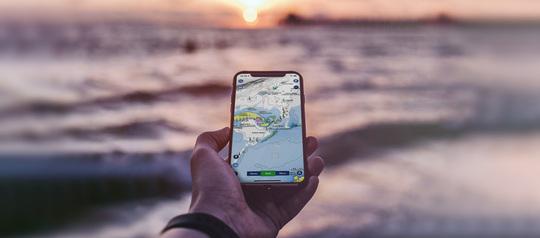 Die besten Bootsfahrt Apps und Technologien