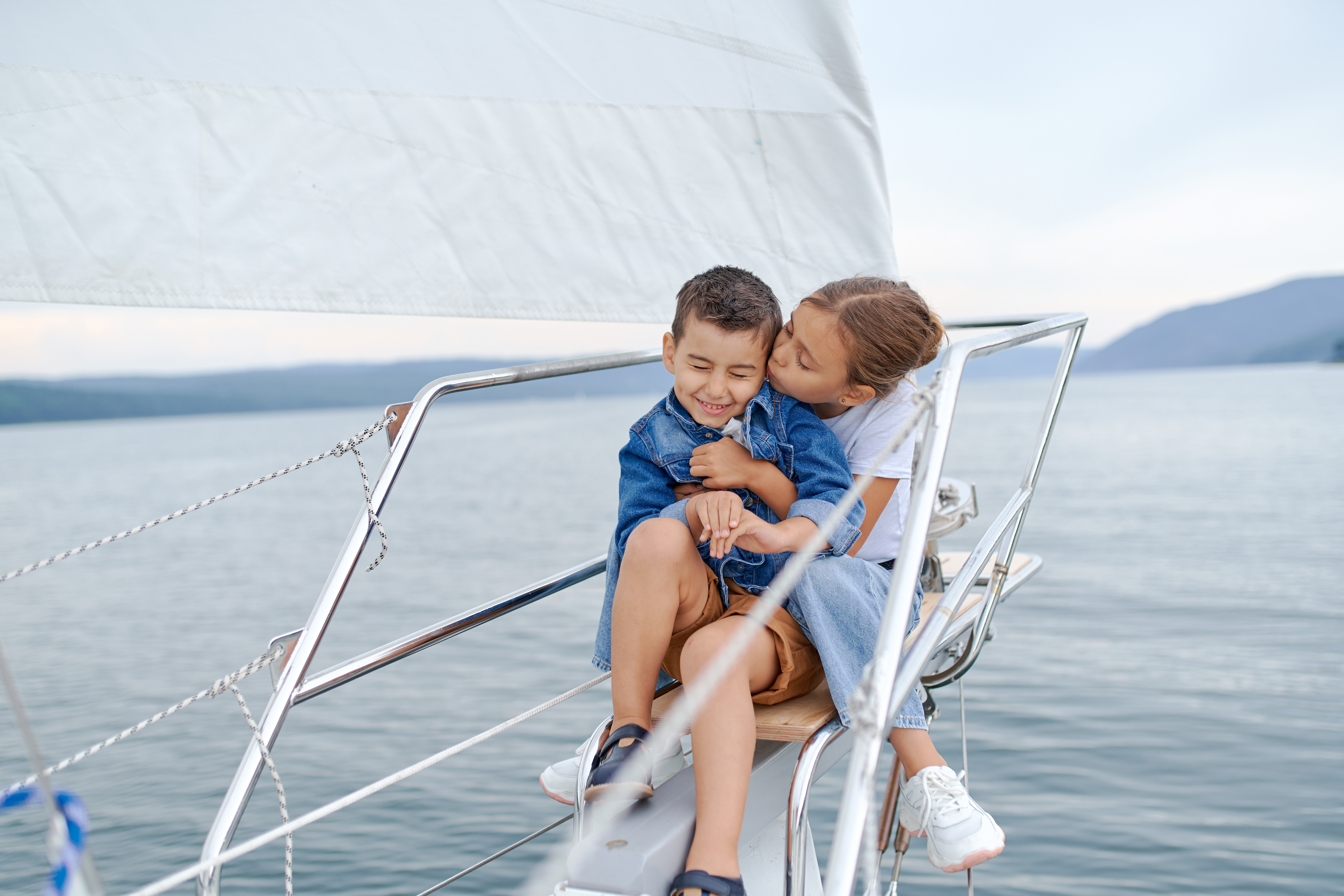 Top 10 Tips & Tricks when Planning Sailing with Children
